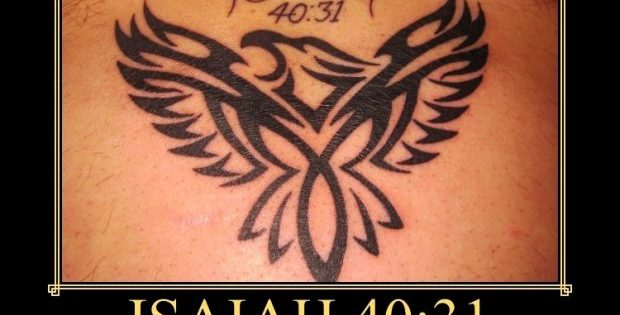 tattoo ideas eagle wings